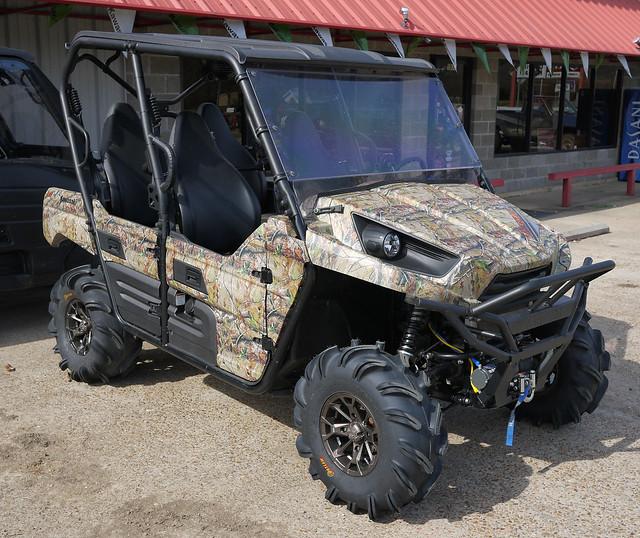 Kawasaki Teryx  X For Sale