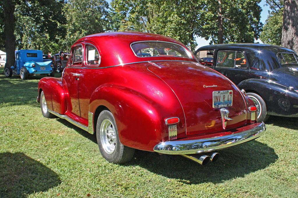 1947 Chevrolet Fleetmaster Sport Coupe Street Rod  6 Of 7