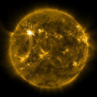 X Class Solar Flare Sends 'Shockwaves' on The Sun | by NASA Goddard Photo and Video