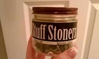 SSL WEED JAR | by Stuff Stoners Like
