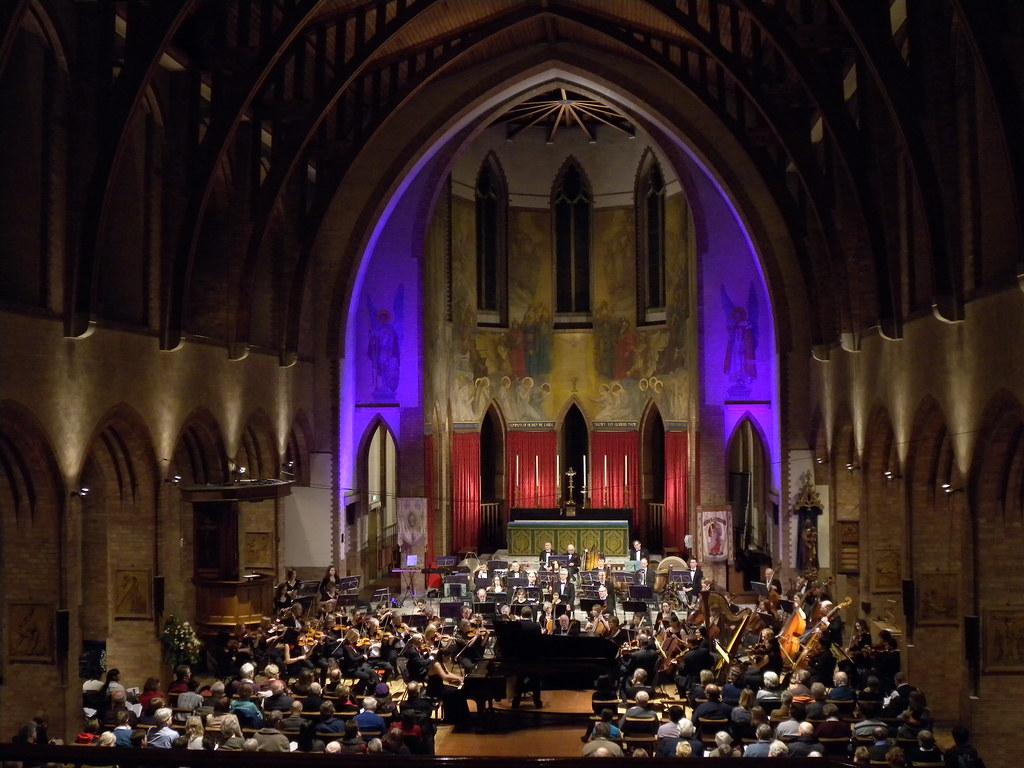 Ealing symphony orchestra samantha ward plays john irelan flickr