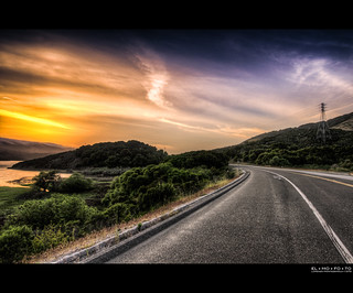 go west...paradise is there | san andreas fault | by elmofoto