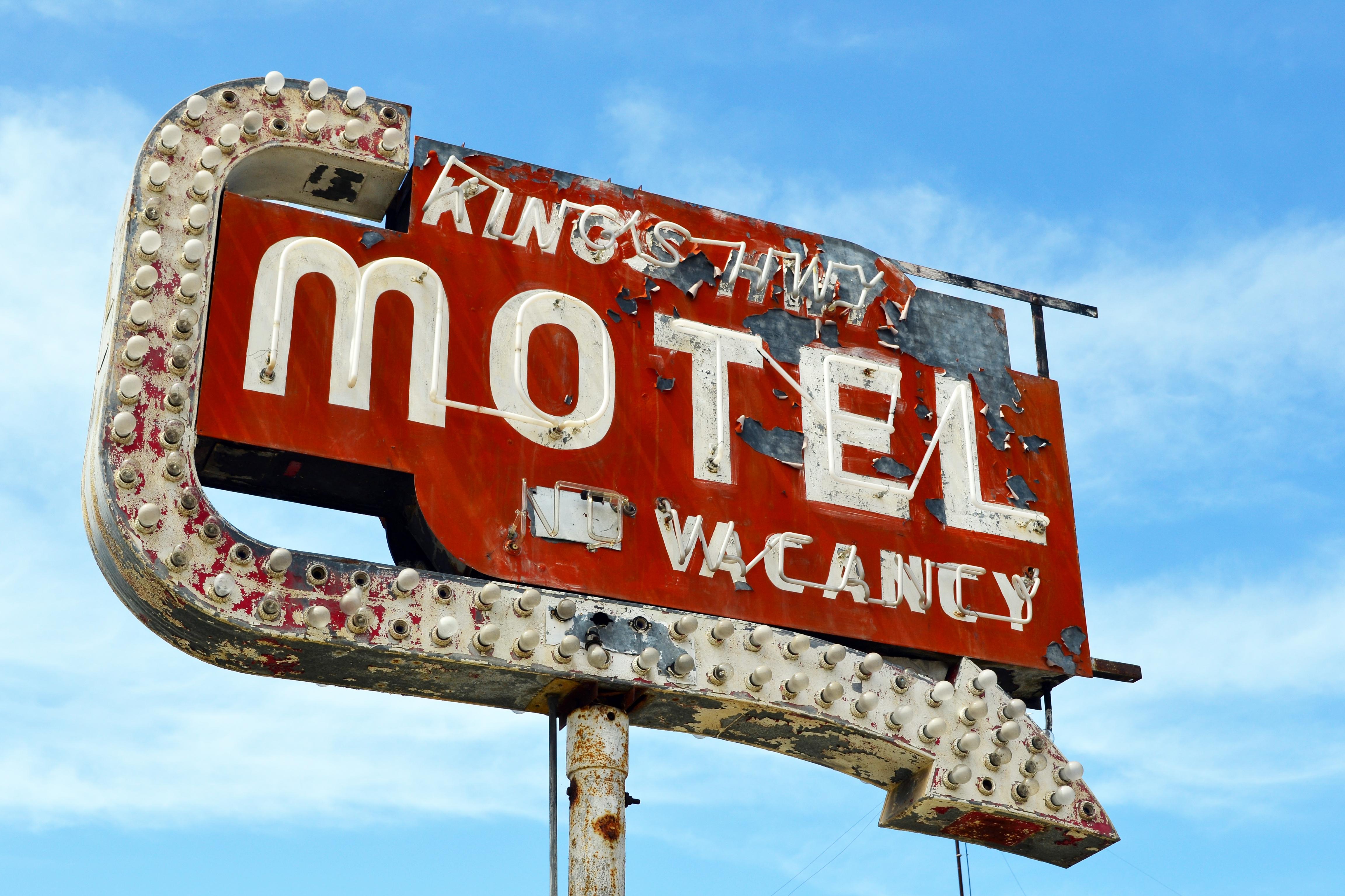 King's Highway Motel - 1031 El Camino Real, Santa Clara, California U.S.A. - April 17, 2014