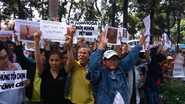圖片來源:越南最前線。
