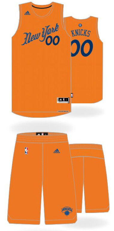 Uni Watch gets the scoop on the NBA's Christmas uniforms