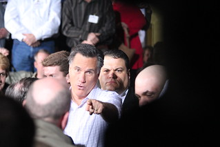 Mitt Romney town hall in Dayton, Ohio | by NewsHour