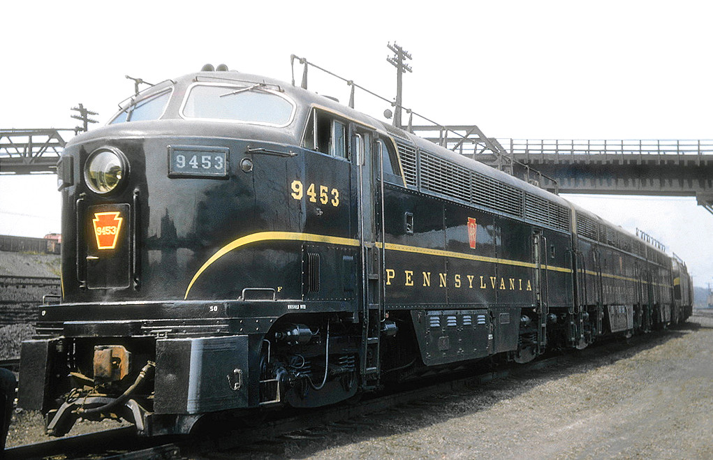 Pennsylvania Railroad FM CF16A-4 C-Liner, class FF16, 1,60 ...
