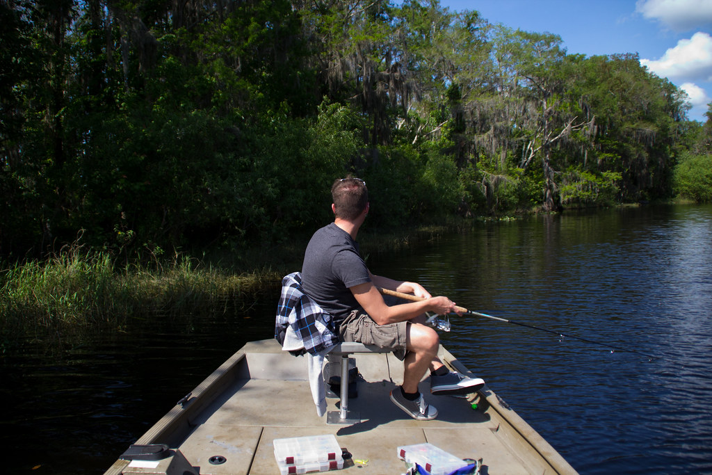 Florida march 2012 445 lake toho kissimmee florida for Lake kissimmee fishing report