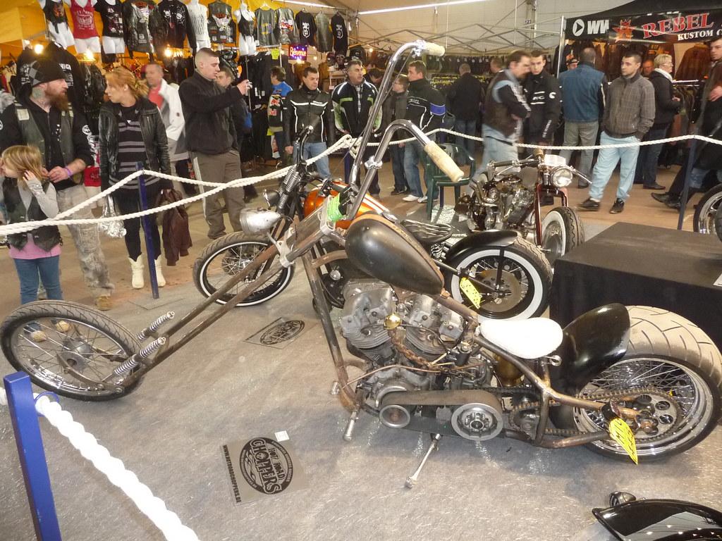 H d shovel hot road choppers 1 salon moto pecquencourt for Salon pecquencourt