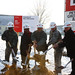 USACE, USAG Ansbach break ground on junior enlisted barracks