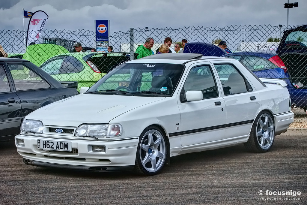 ford sierra cosworth ford sierra sapphire rs cosworth 4x4 focusnige flickr. Black Bedroom Furniture Sets. Home Design Ideas