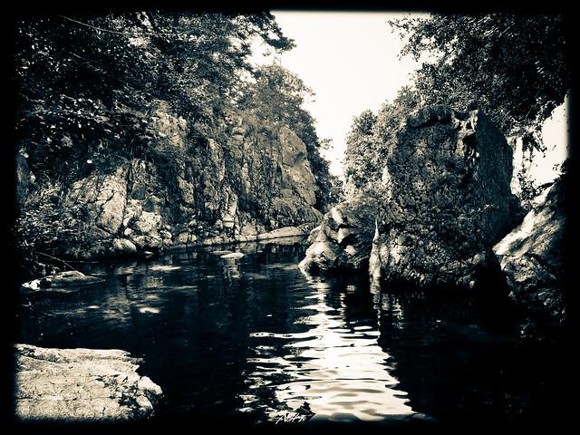 Rocky river fishing toujours sur la meme rivi re mais un for Rocky river fishing