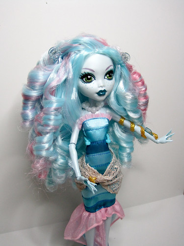 Monster High Rerooted DOTD Lagoona | by Pink_Mimi