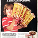1972 General Foods Jell-O Magazine Ad Pudding Shaker Offer Peter Max