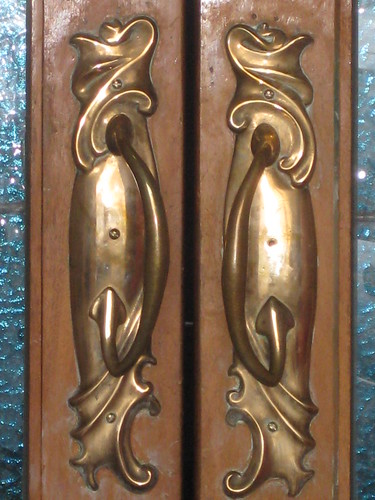 Awe Inspiring Art Nouveau Door Handles Of Reids Coffee Palace Lydiard Door Handles Collection Olytizonderlifede