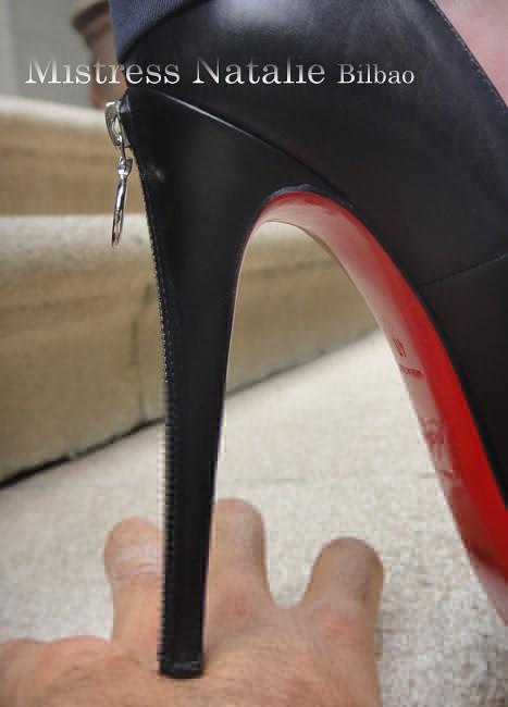 Jerk Off To High Heel Shoes