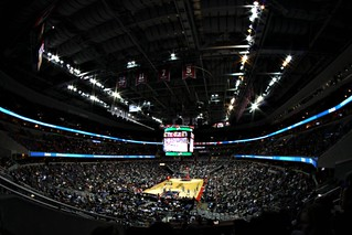 Verizon Center fisheye | by BrianMKA