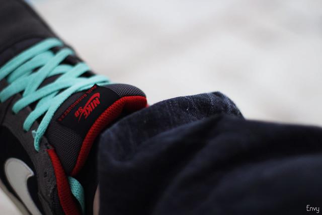 Nike Sb Paul Rodriguez Ctd Mid Skate Shoes