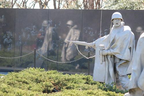 Korean War Memorial Washington War Memorial Washington dc