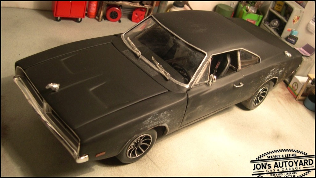 1 18 1969 Dodge Charger Death Proof Anyone That Saw