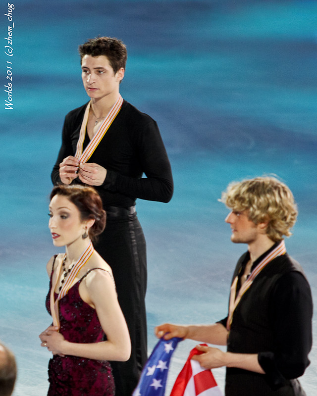 Meryl and charlie ice dancers are they dating buzzfeed