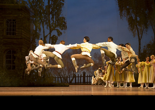 Artists of the Royal Ballet in Onegin © ROH / Bill Cooper 2010 | by Royal Opera House Covent Garden