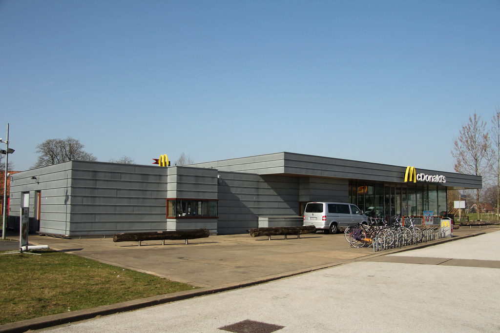 mcdonald 39 s hengelo westermaat netherlands the third rest flickr. Black Bedroom Furniture Sets. Home Design Ideas