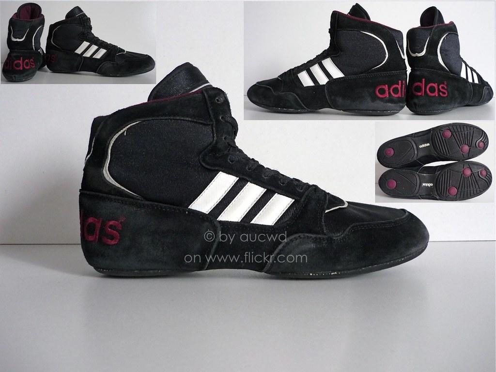 Adidas Retro Wrestling Shoes