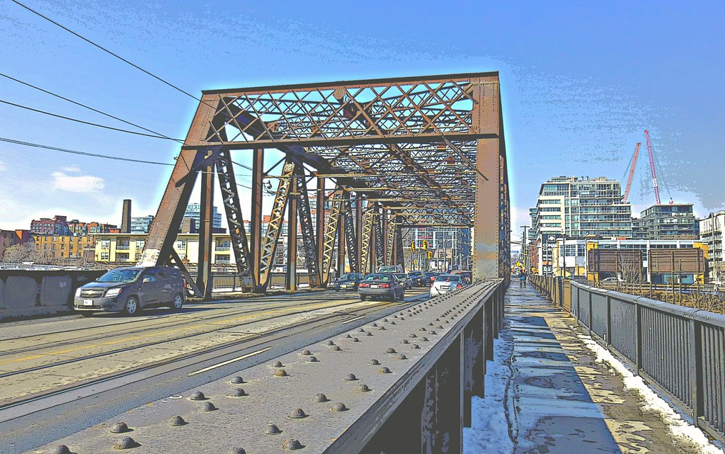 Bathurst Street Bridge Bathurst Street Bridge