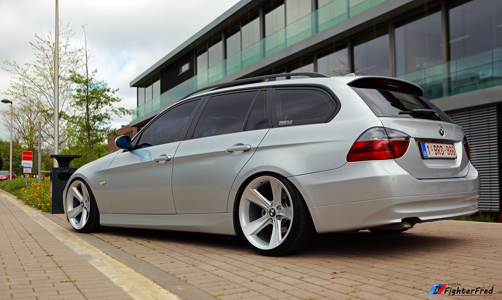 Bmw E90 Touring 19 Style 128 Laylow 2014 Canon Eos 5f Flickr