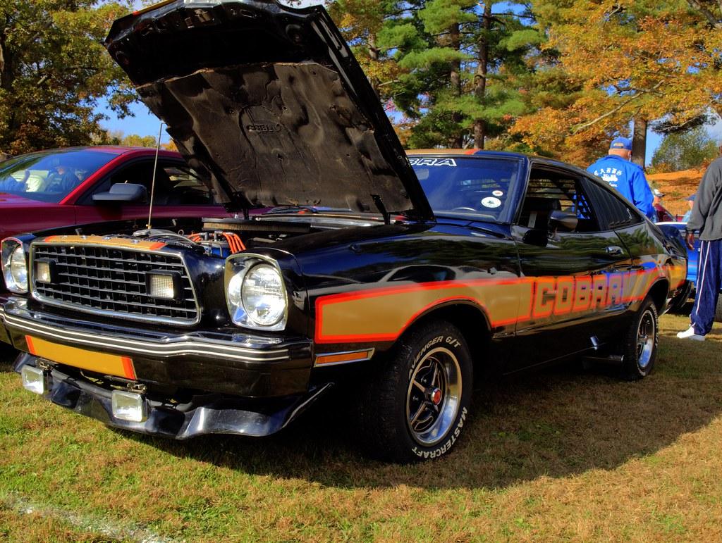 Tricked Out Mustang Cobra Custom Mustang Cobra Shown At