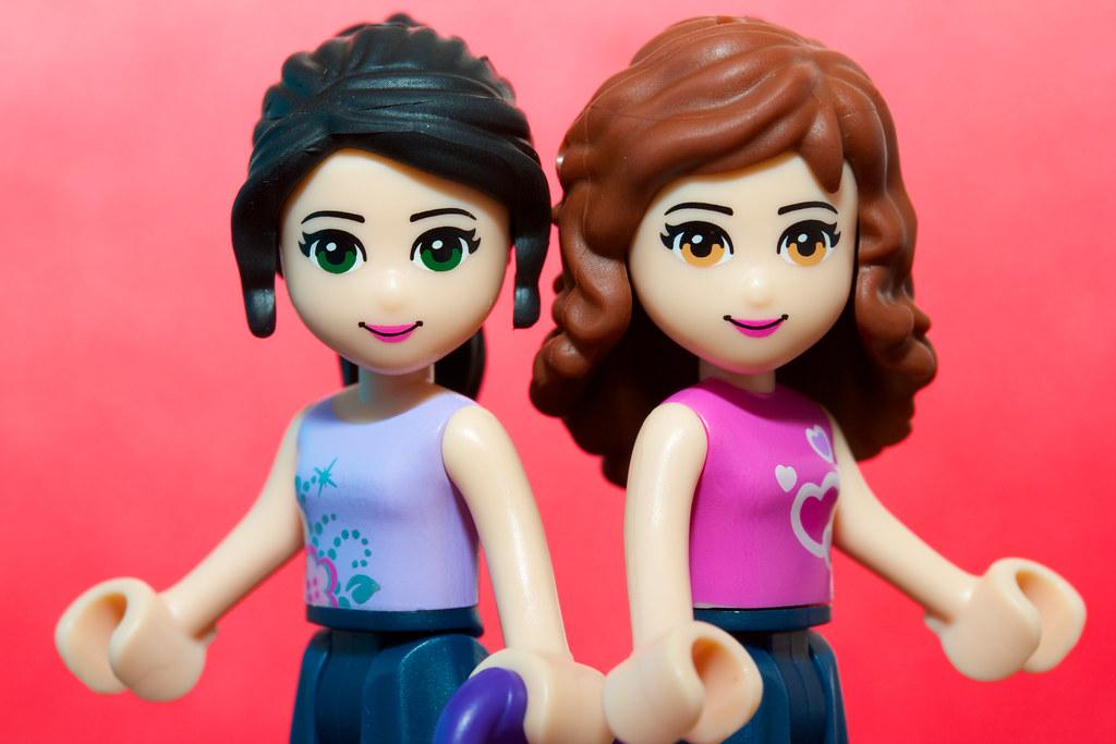 Emma and Olivia | Lego Friends - Emma and Olivia ...