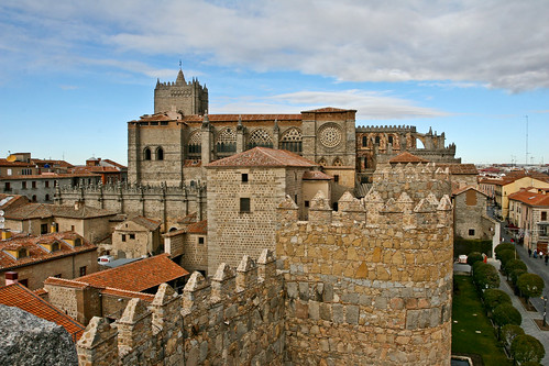 Spain / Avila - 13 | by World-wide-gifts.com