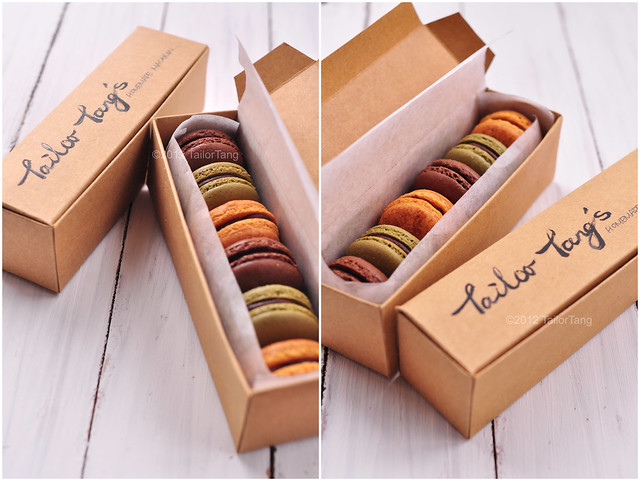 packaging design for my homemade macarons | Flickr - Photo ...