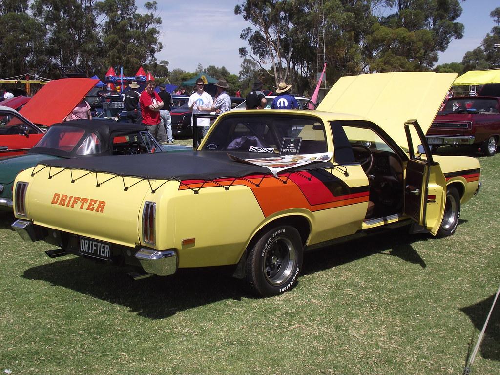1977 Chrysler Cl Valiant Drifter Ute Very Rare Chrysler