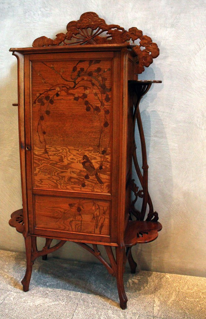 Art Nouveau Furniture By Emile Gall 233 This Belongs To The