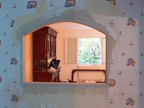 passe plat c t cuisine tony guyard flickr. Black Bedroom Furniture Sets. Home Design Ideas
