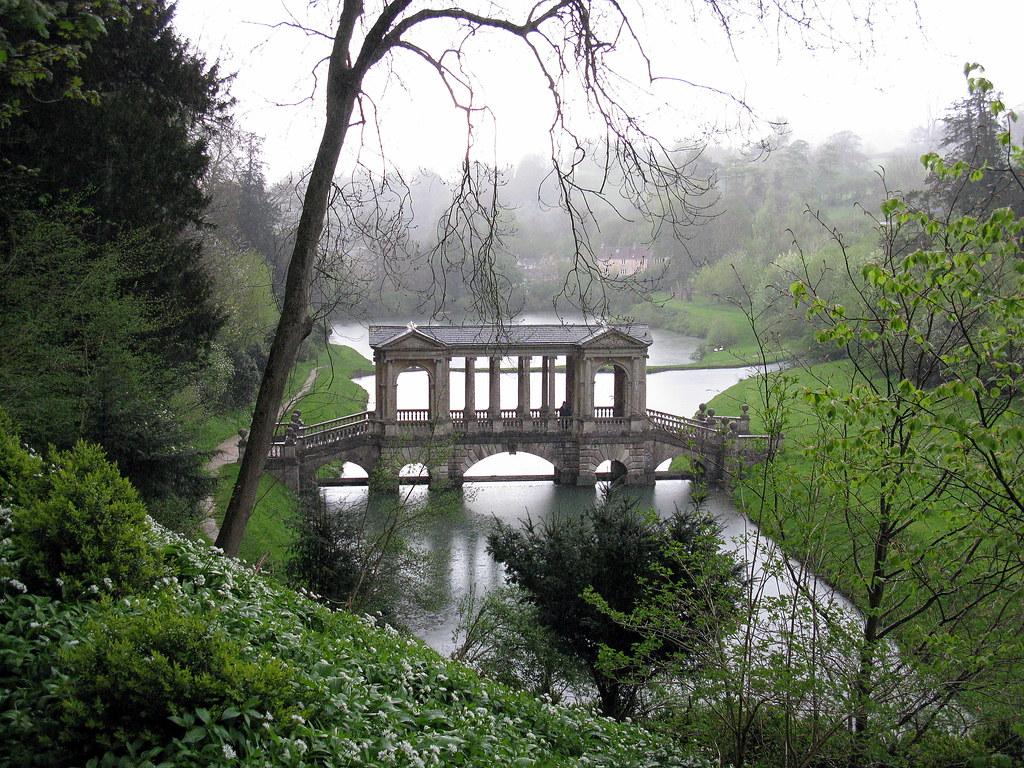 Palladian Bridge, Prior Park, Bath, Somerset. England | Flickr