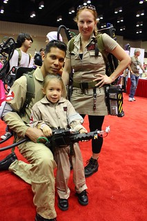 Ghostbusters - MegaCon 2012 | by insidethemagic