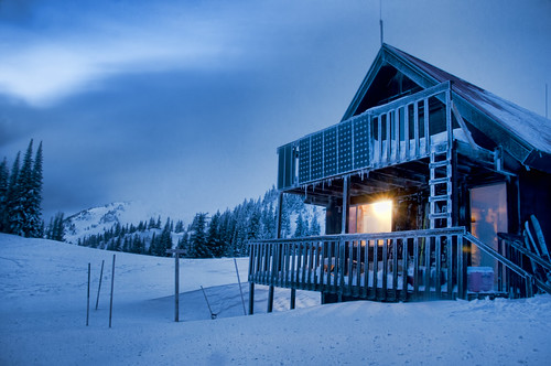 Trophy Cabin Night Light | by Leah Ballin