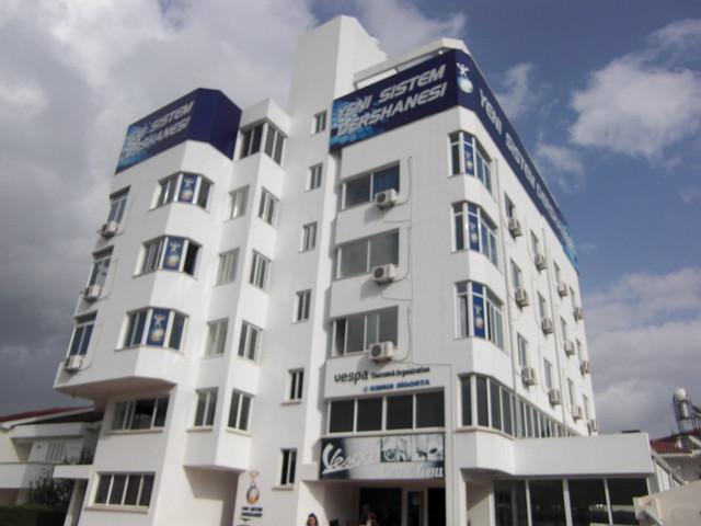 Yeni sistem dershanesi üniversite hazırlık merkezi lefkoşa kktc