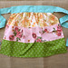 little girls half apron