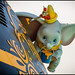 Dumbo at the Stern #DisneyFantasy #DisneyCruiseLine (Explored)