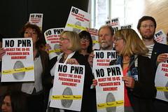 Blow to civil liberties as PNR deal passes