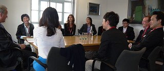 Lord Marland meets the eco-entrepreneurs | by DECCgovuk