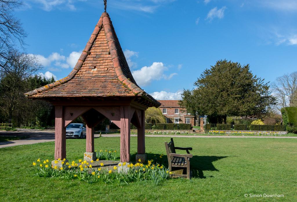 Village Green at Hannington | Flickr - Photo Sharing!