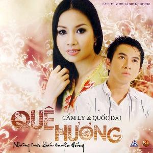 Cẩm Ly & Quốc Đại – Quê Hương – 2008 – iTunes AAC M4A – Album