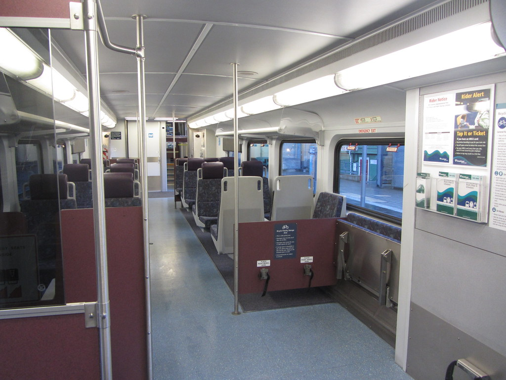 sound transit sounder interior 227 bombardier bi level flickr. Black Bedroom Furniture Sets. Home Design Ideas