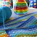 Granny stripe - a colourful start