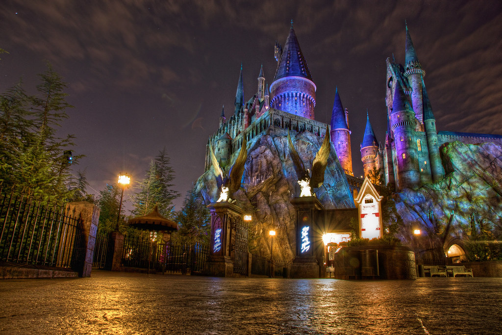 Wizarding World Of Harry Potter Hogwarts You Don T